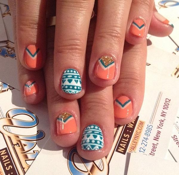tribal nails-34
