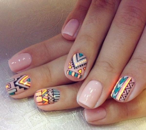 tribal nails-40