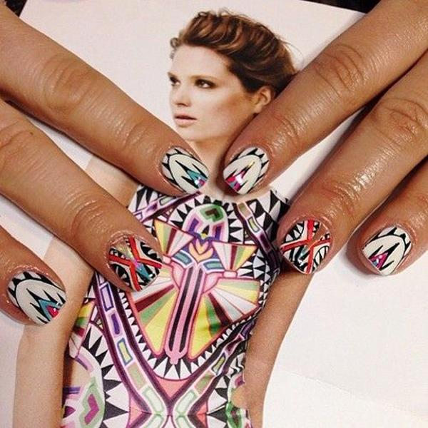 tribal nails-45