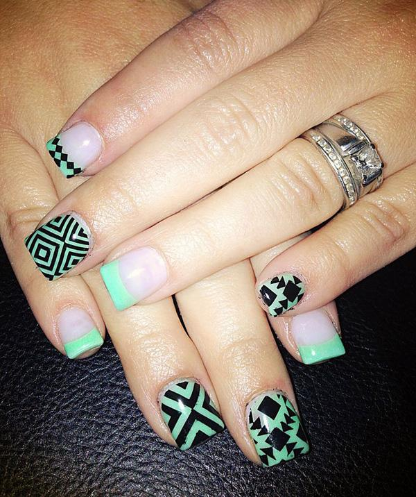 tribal nails-47