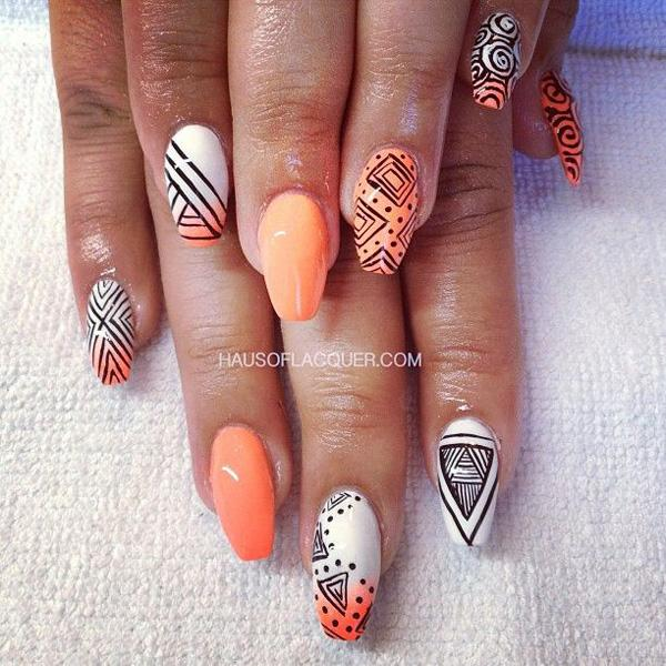 tribal nails-49