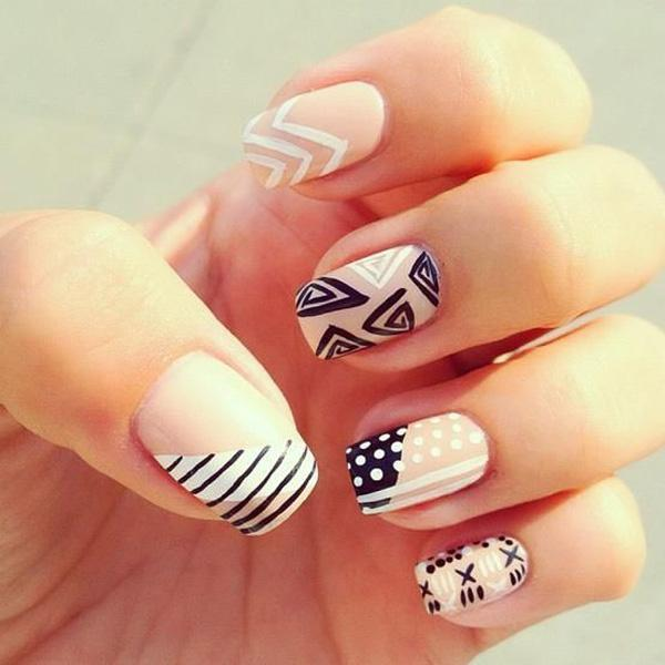 tribal nails-55