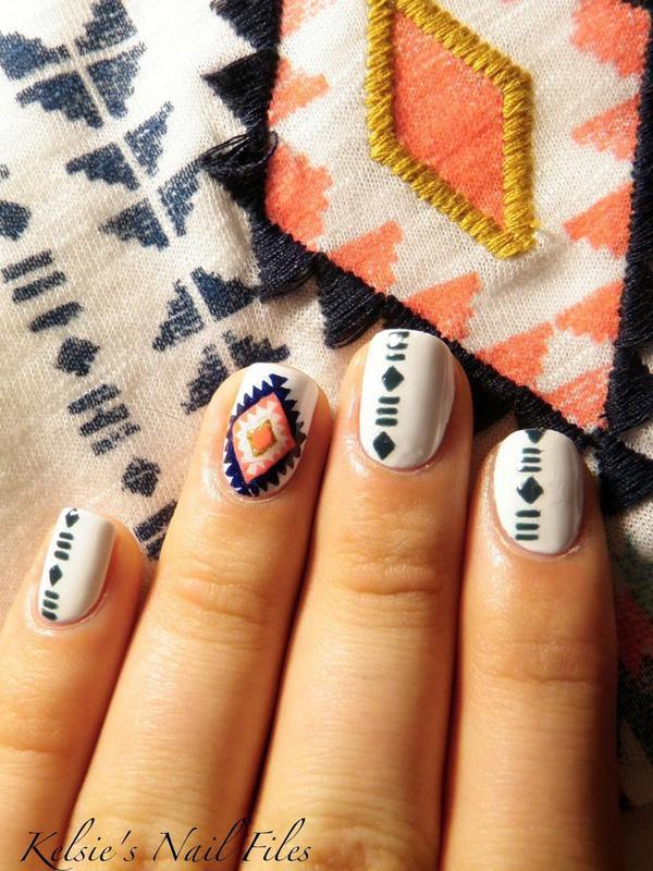 tribal nails-56