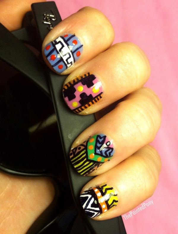 tribal nails-57