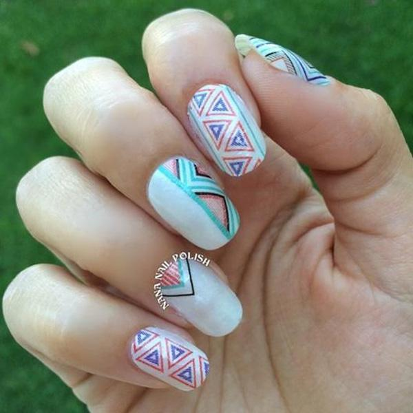 tribal nails-58