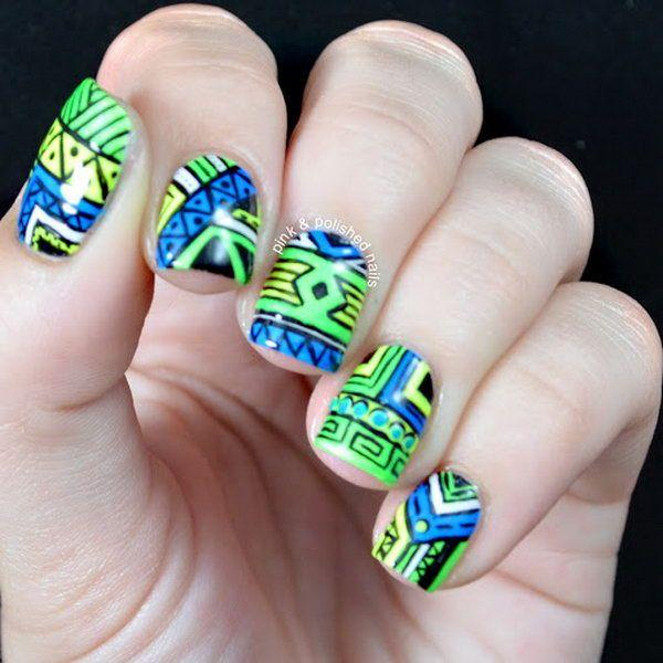 tribal nails-6