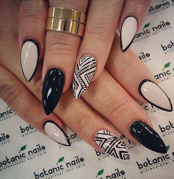tribal nails-63