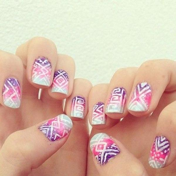 tribal nails-7