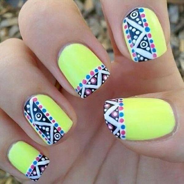 tribal nails-9