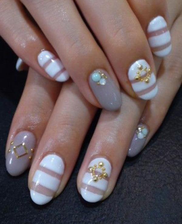 12 japanese nail art