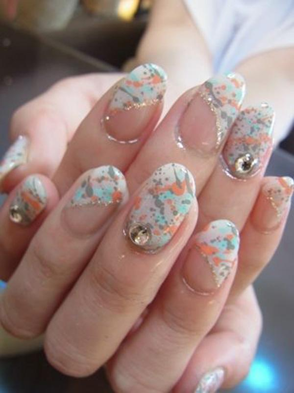 japanese nail art designs - photo #4