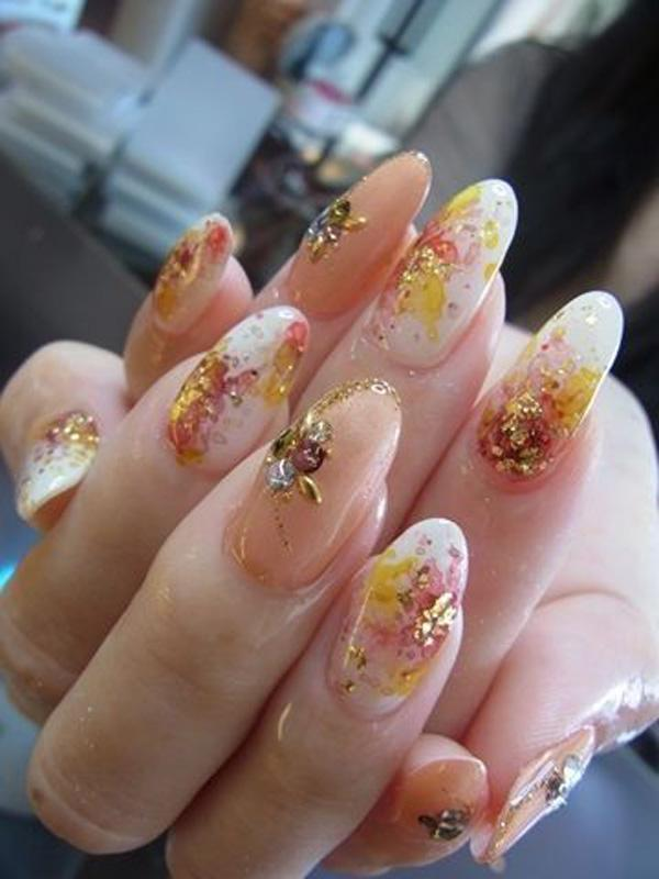 27 japanese nail art