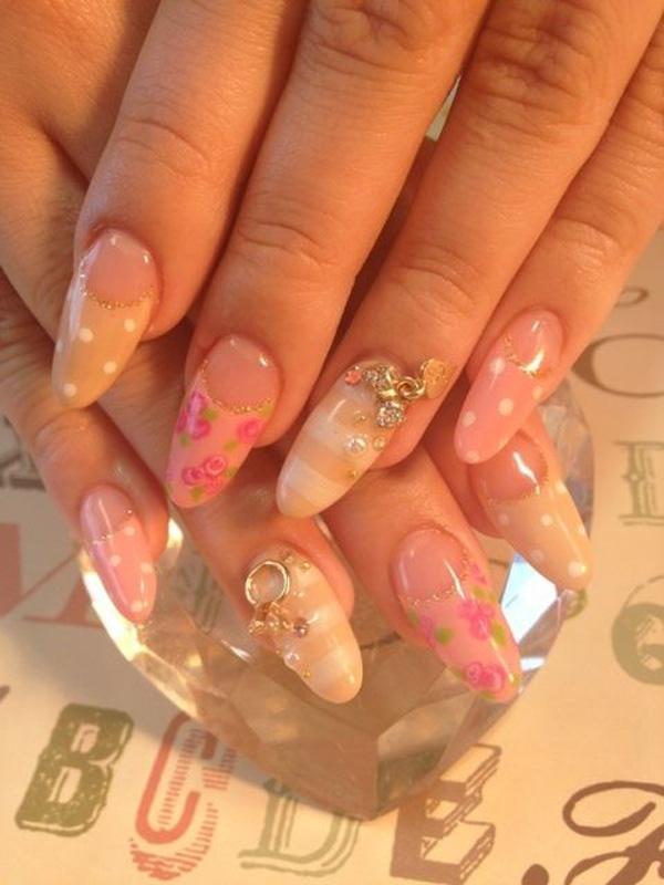 3 japanese nail art