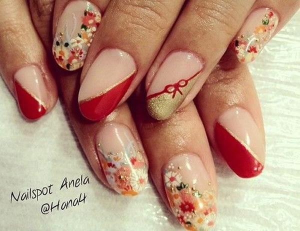 31 japanese nail art