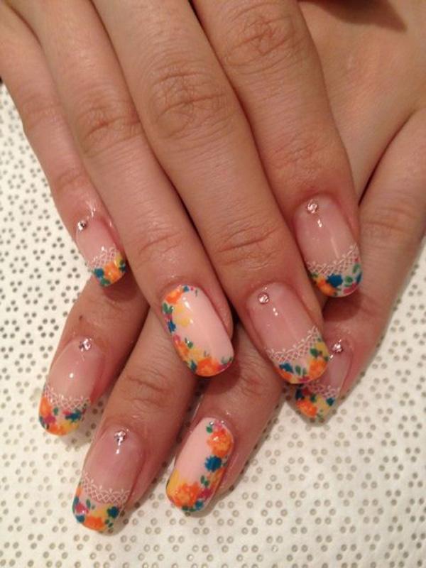 35 japanese nail art