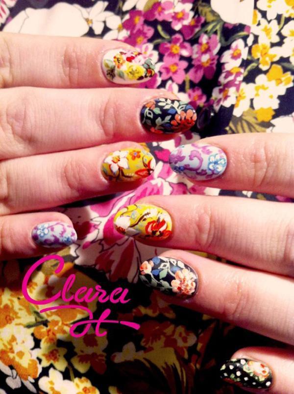 38 japanese nail art