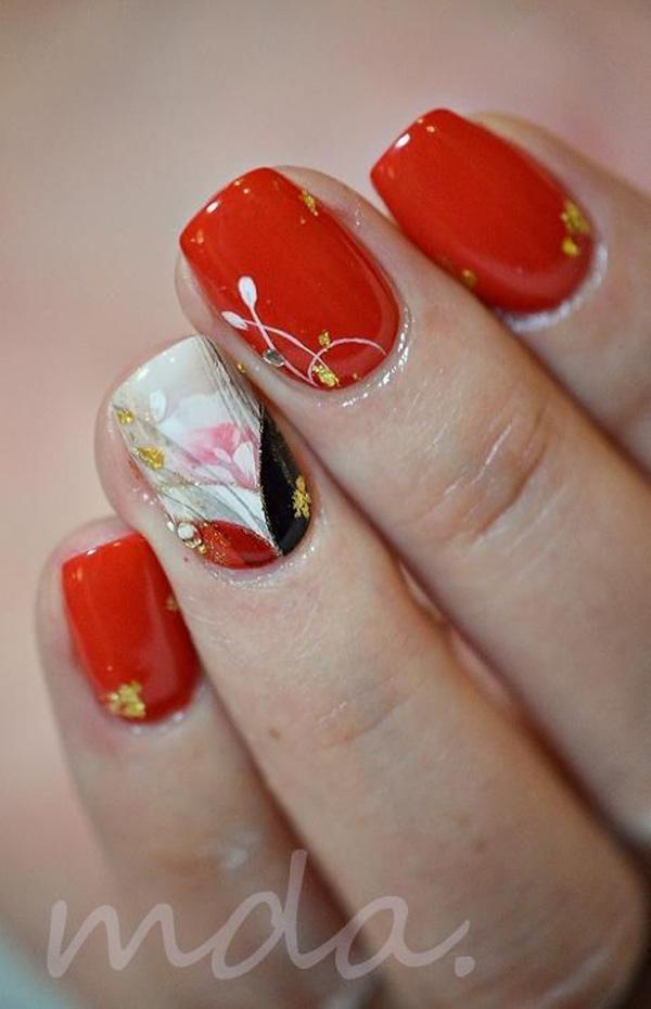 40 japanese nail art