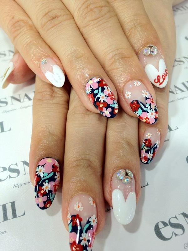 41 japanese nail art