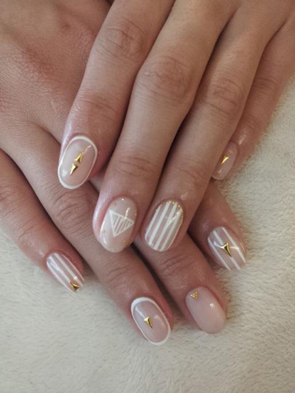 45 japanese nail art