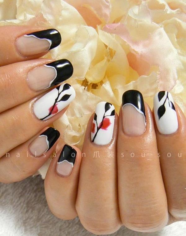 47 japanese nail art