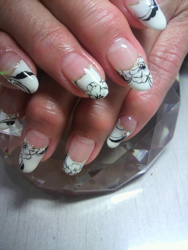 49 japanese nail art