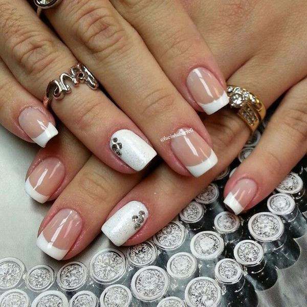 53 French Manicure
