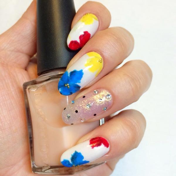 53 japanese nail art