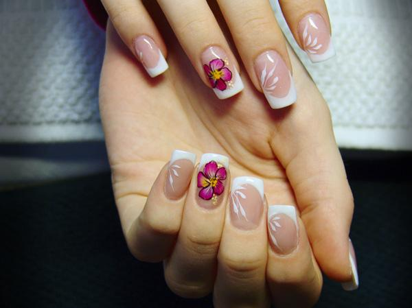 57 French Manicure