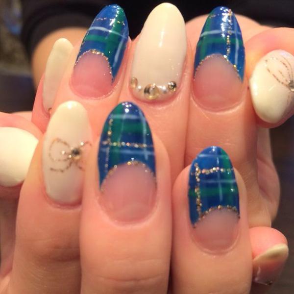 57 japanese nail art