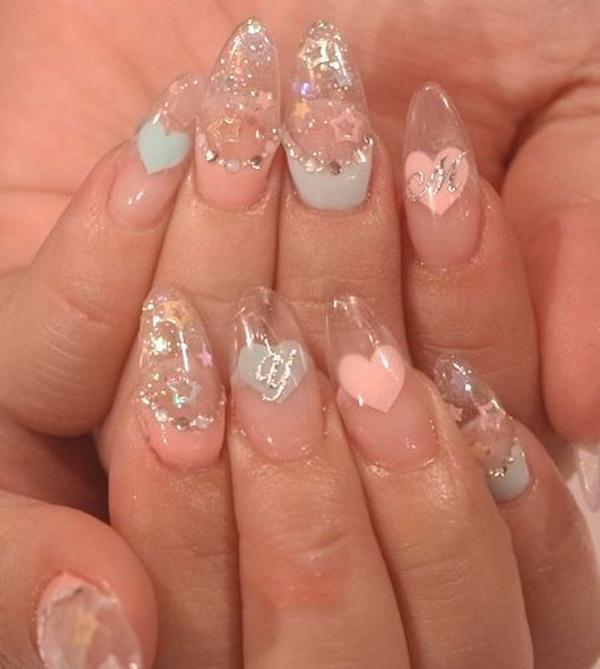 6 japanese nail art