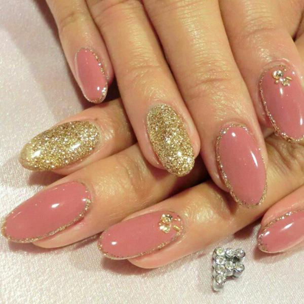 63 japanese nail art by Glam Nail Studio Canada