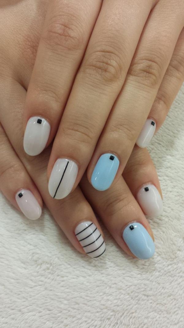 65 japanese nail art