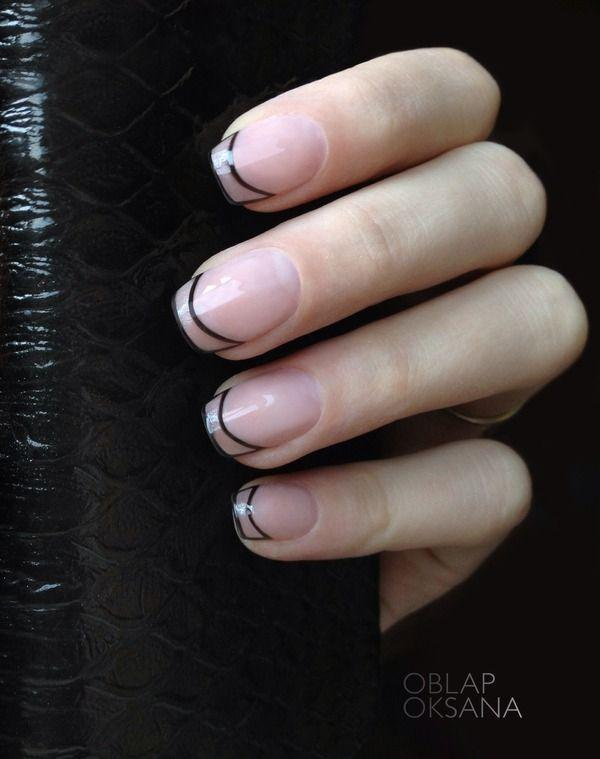 7 French Manicure