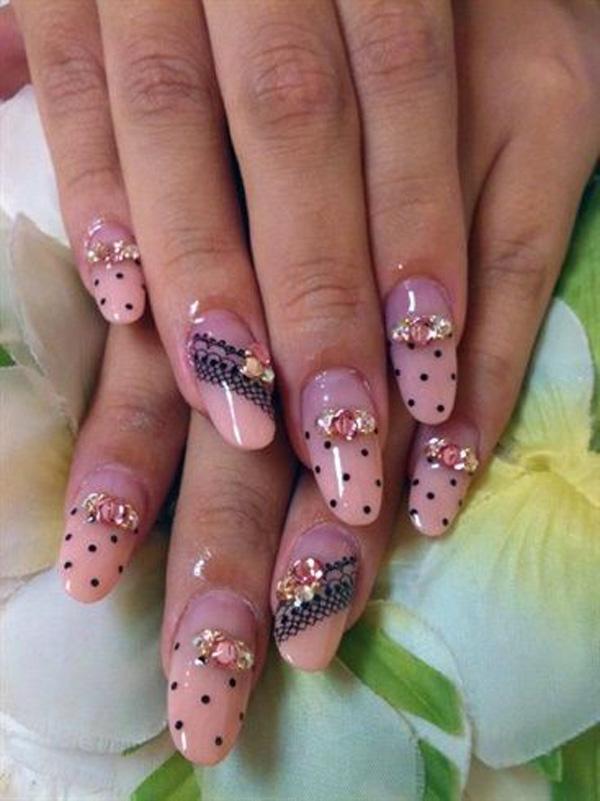7 japanese nail art