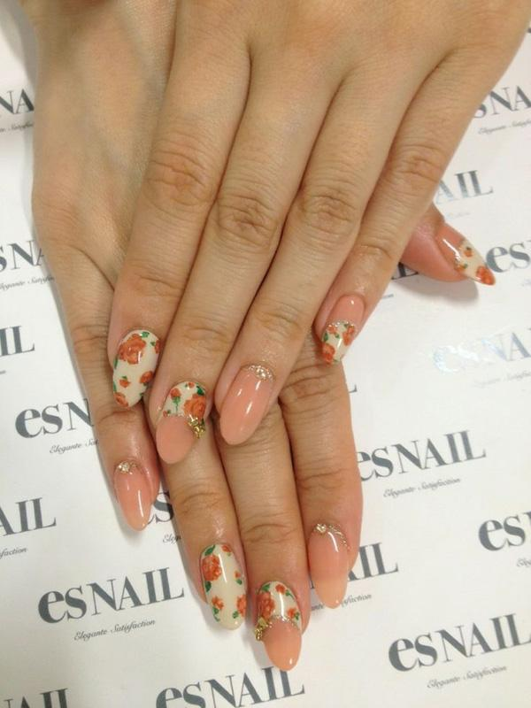 65 Japanese Nail Art Designs | Art and Design
