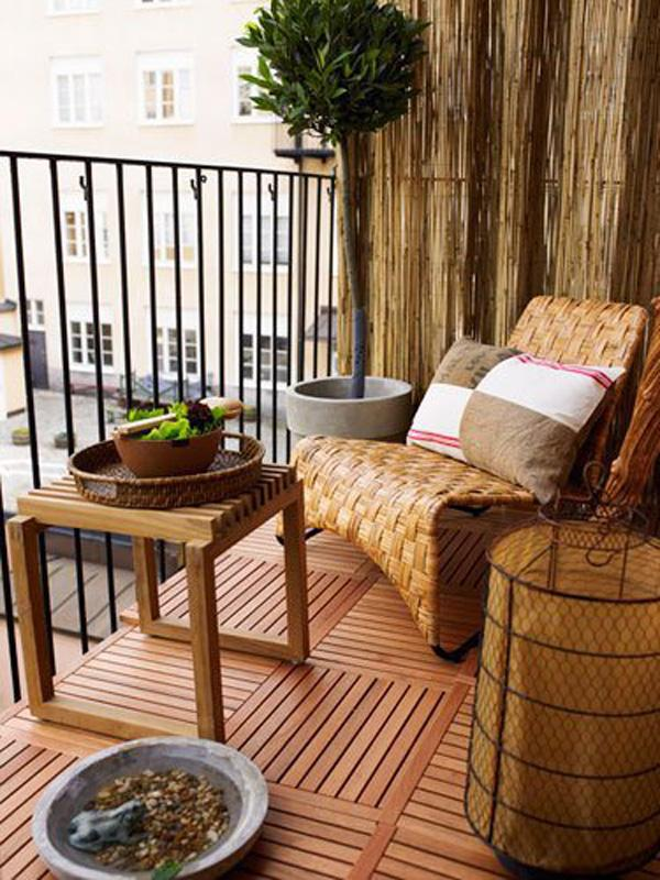 Tap Your Inner Beach Hum With These Inspired Furniture For Balcony