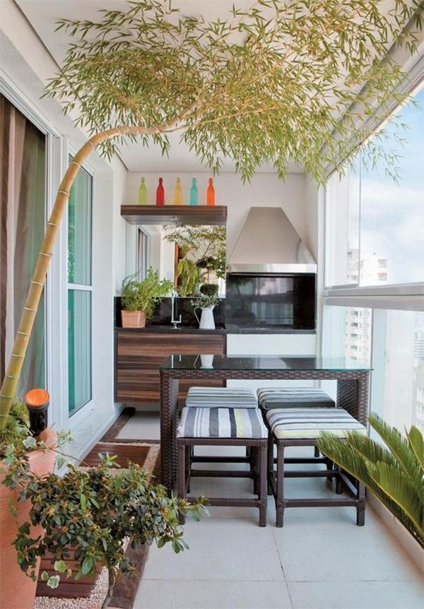 Apartment Balcony Decorating ideas-30