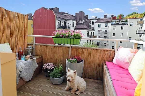 Apartment Balcony Decorating ideas-31