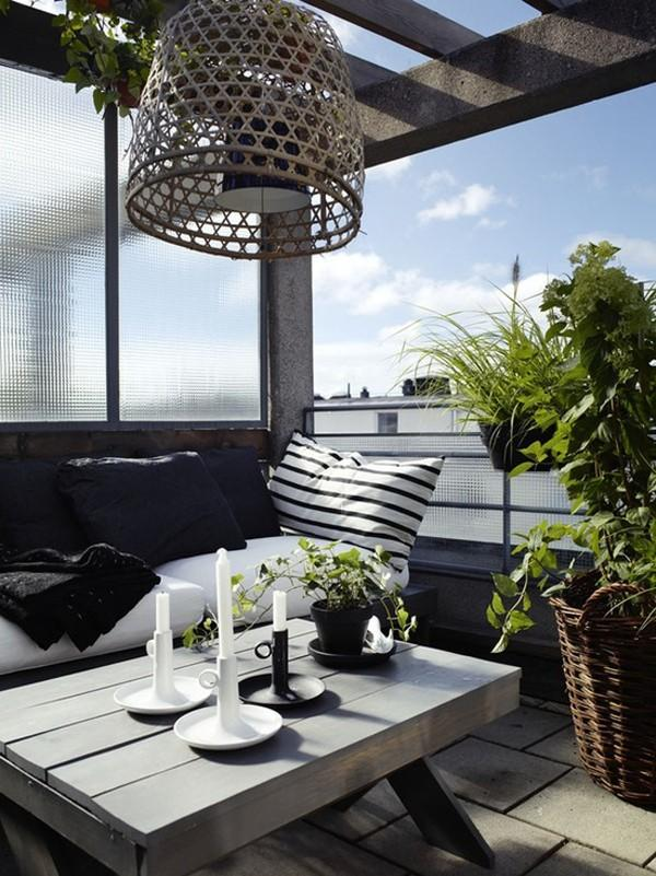 55+ Apartment Balcony Decorating Ideas | Art and Design