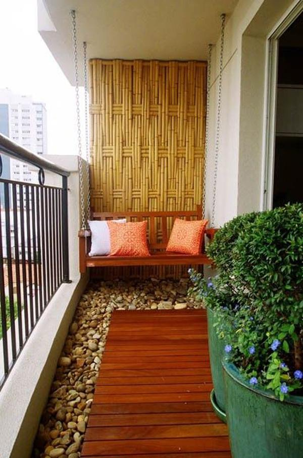 Bamboo inspired walls aren't only great to look at but they also help make  ...