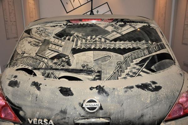 الرسومات السيارات 2013 2014 2015 Escher.jpg