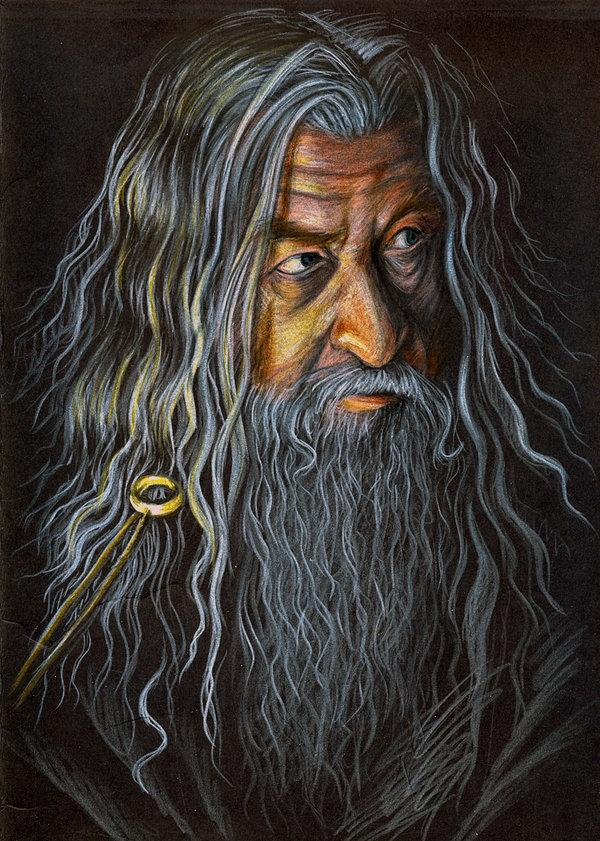 Gandalf The Grey by Norloth