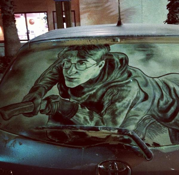 الرسومات السيارات 2013 2014 2015 HarryPotter.jpg