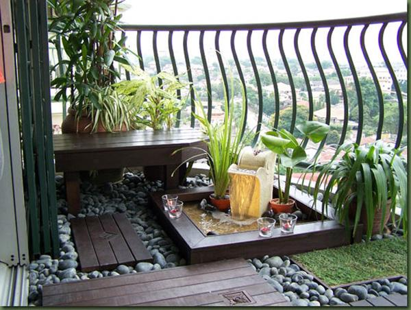 Pretty Up Your Balcony By Adding Plants And Gr