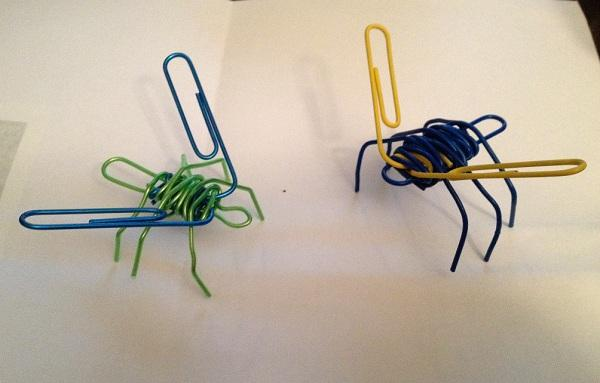 Paperclip bugs