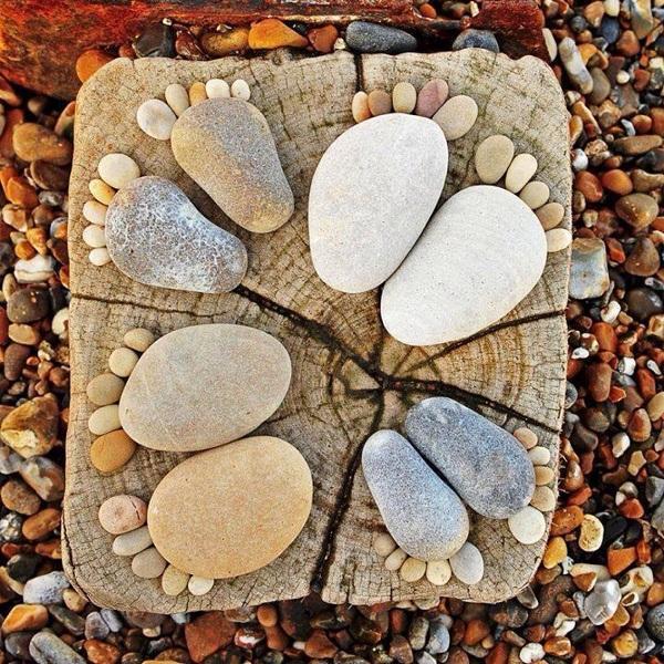 pebbles DIY