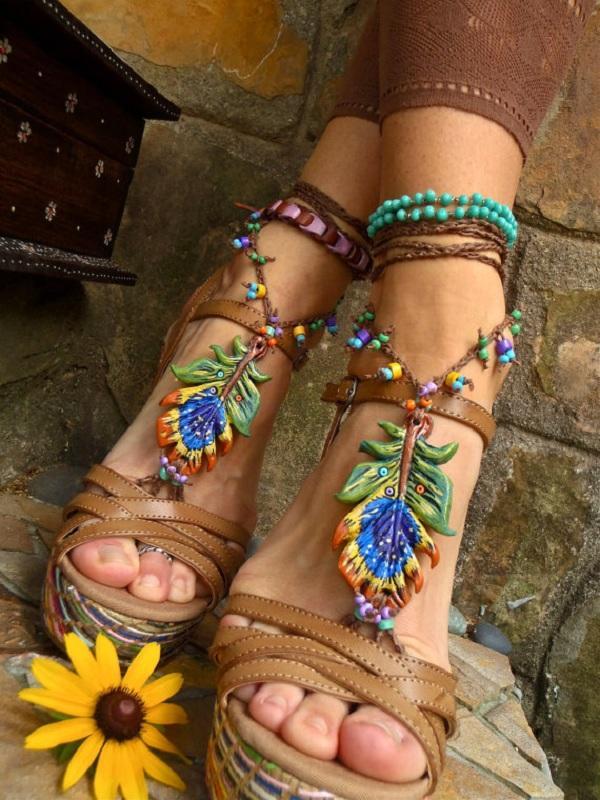 shoes deco