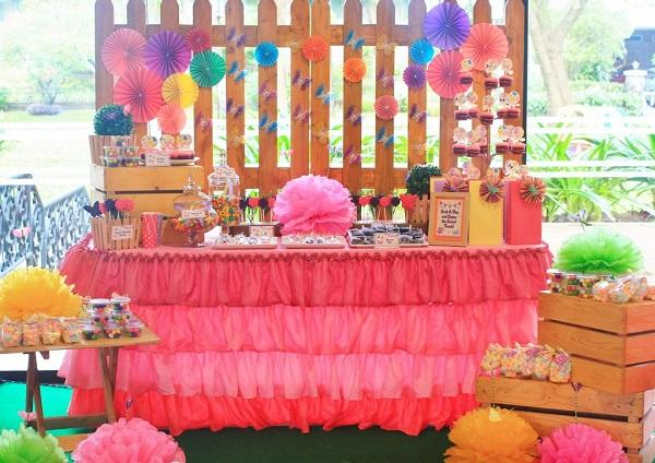 Summer Birthday Party For Girls_Butterfly Birthday Ideas