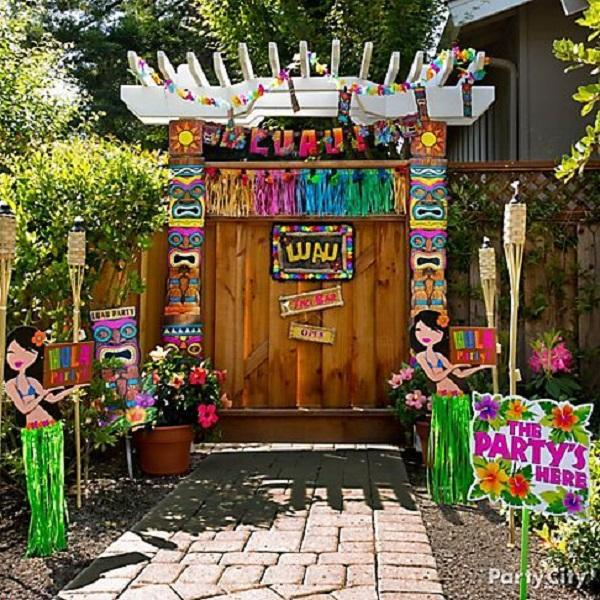 Summer Birthday Party For Girls_Party Decorations