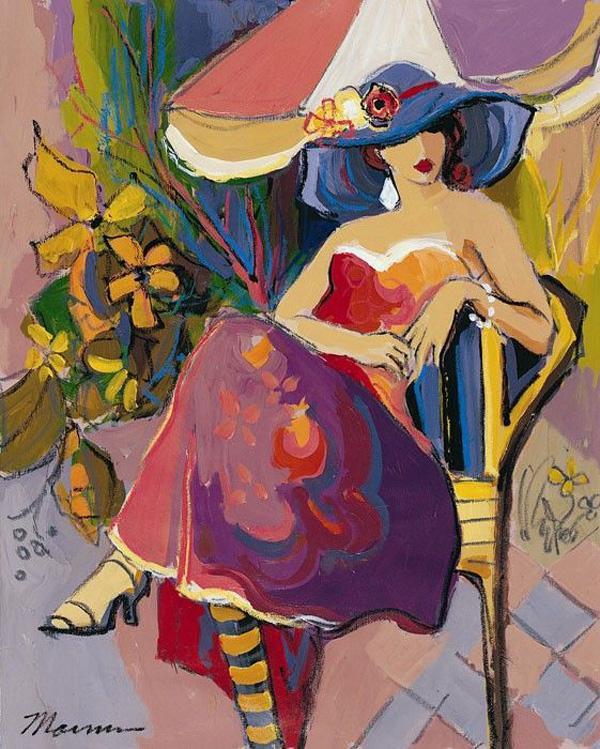 Jasmine by Isaac Maimon